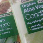 Review – Dr. Organic Aloë Vera Shampoo en Conditioner