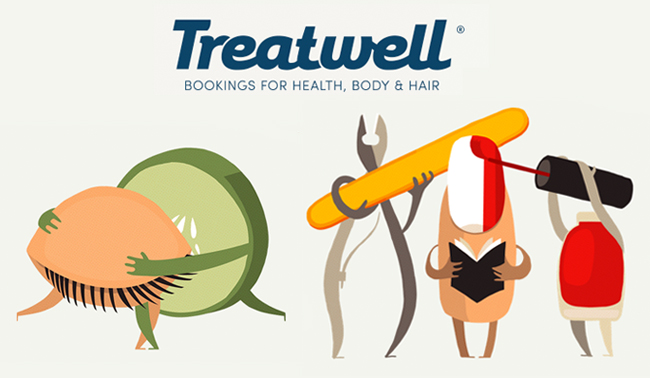 treatwell bookings for health, body & hair