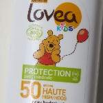 Lovea Bio Spray Kids SPF 50 fragment