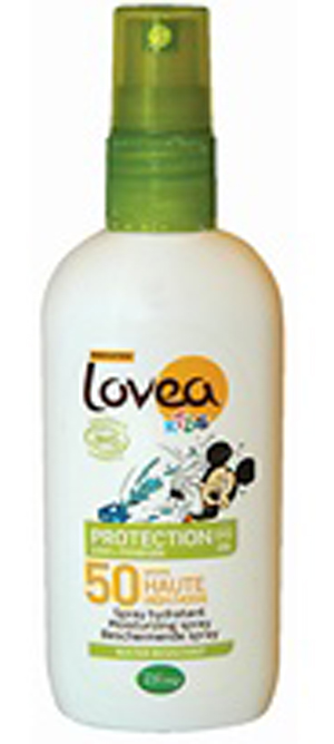 Lovea Bio Spray Kids SPF 50