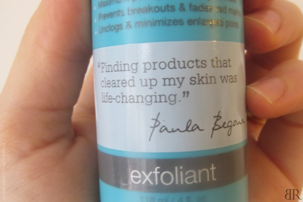 CLEAR Extra Strength Anti-Redness Exfoliating Solution With 2 Procent Salicylic Acid Quote