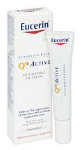 Eucerin Q10 Active Anti-Wrinkle Eye Cream
