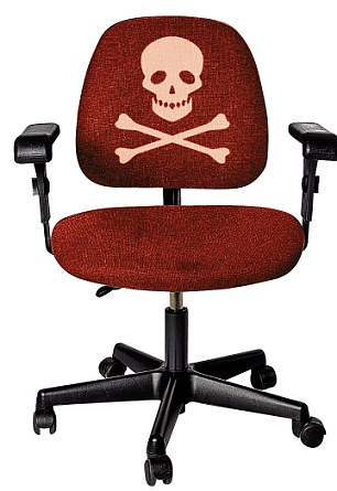 Why your chair is killing you