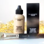 MAC Studio Face and Body Foundation en 190 foundation kwast