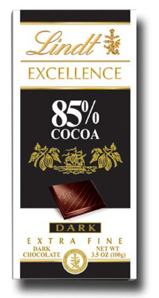 Lindt Excellence 85 procent Cacao