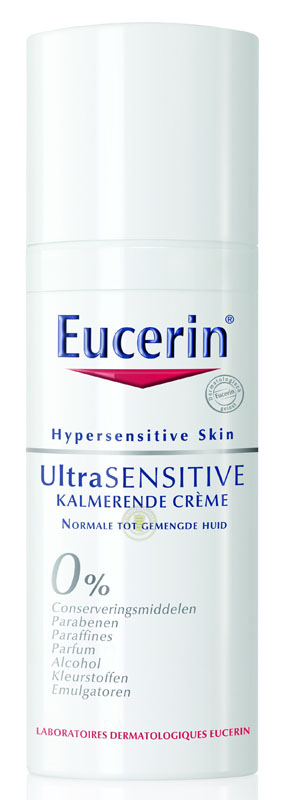 Eucerin UltraSENSITIVE Kalmerende Crème