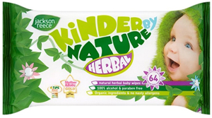 Jackson Reece Kinder By Nature Herbal