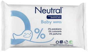 Neutral Baby Wipes