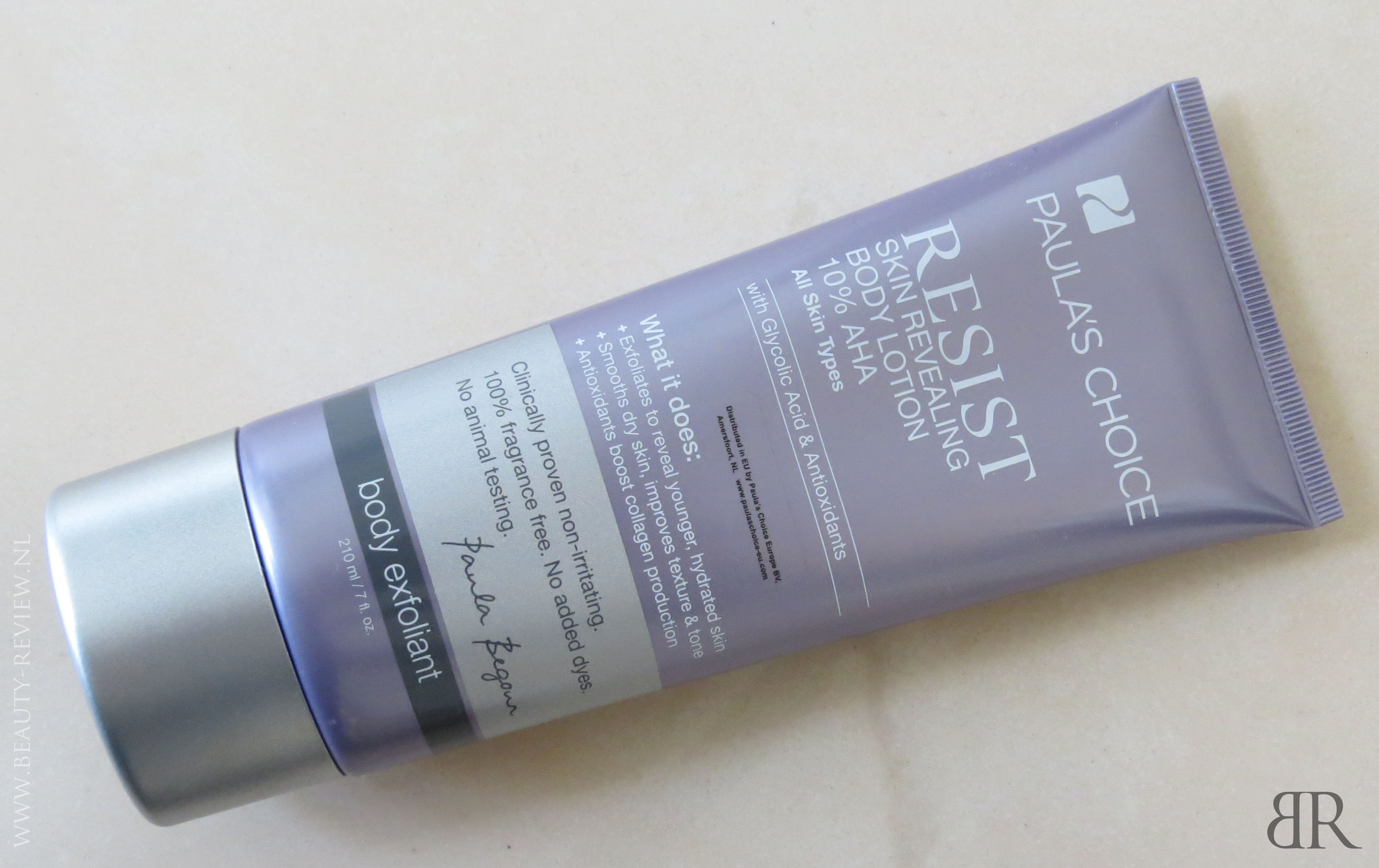 RESIST Skin Revealing Body Lotion 10 procent AHA