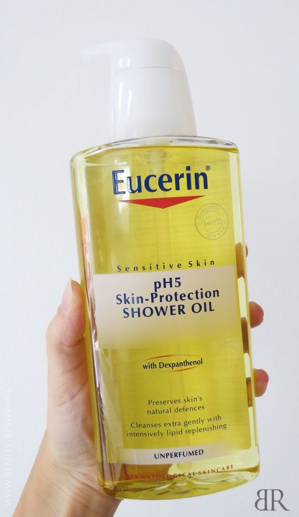 Eucerin pH5 Skin Protection Shower Oil Ongeparfumeerd