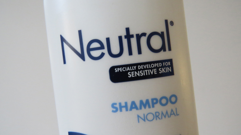 Neutral Shampoo Normaal fragment