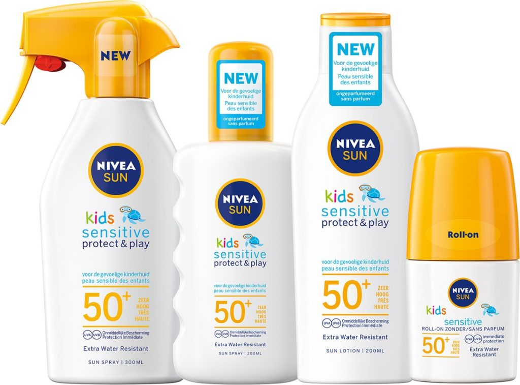 NIVEA SUN Kids Protect & PLay